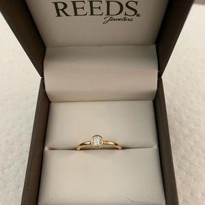 Reeds Forevermark Diamond Bezel